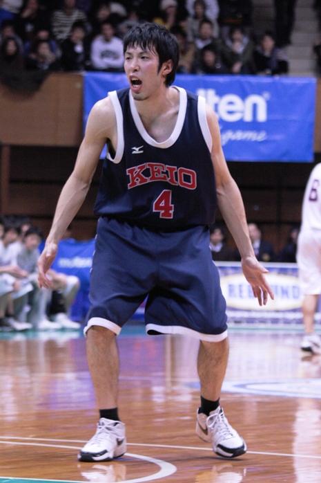 MVPは#4鈴木。勝利が確実となった終盤にもチームメートを鼓舞し続けた。