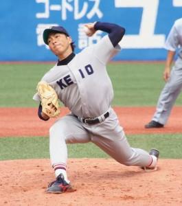 2試合とも先発した��林伸陽。どちらも勝利投手となり、自己最多タイのシーズン3勝に早くも並んだ。