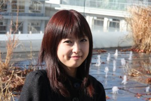 文学部英米文学専攻2年 山岡ちひろさん
