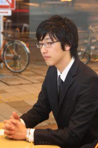 イベントへの想いを語る上村代表