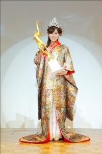 ミス日本グランプリの谷中さん