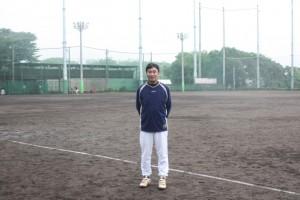 多くの選手を六大学野球に送りだしてきた上田監督