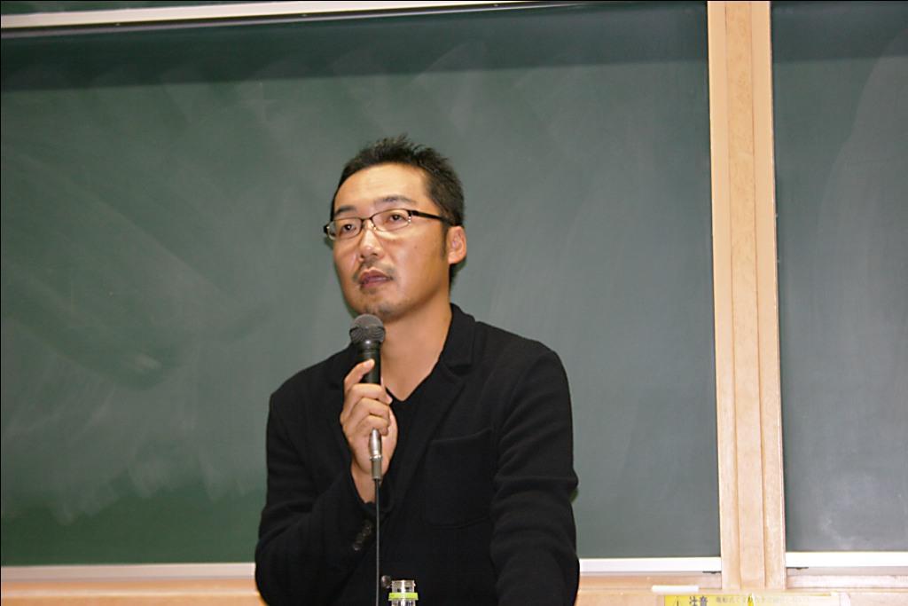 上杉隆氏講演会