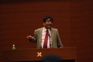 増税政策を批判する森永氏