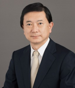 アジア太平洋ビジネススクール協会会長に就任した河野教授