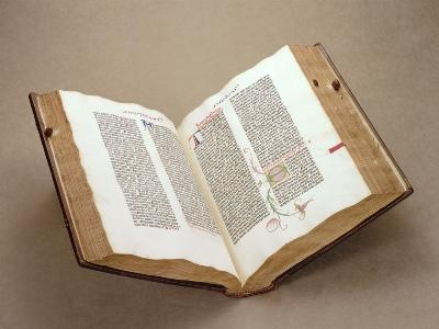 グーテンベルク聖書3