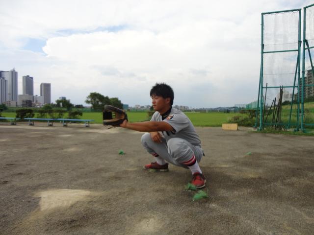 軟式野球菰田純吉