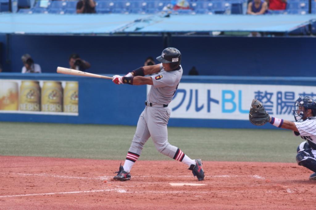 野球山崎錬2