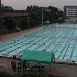 塾生皆泳プールs