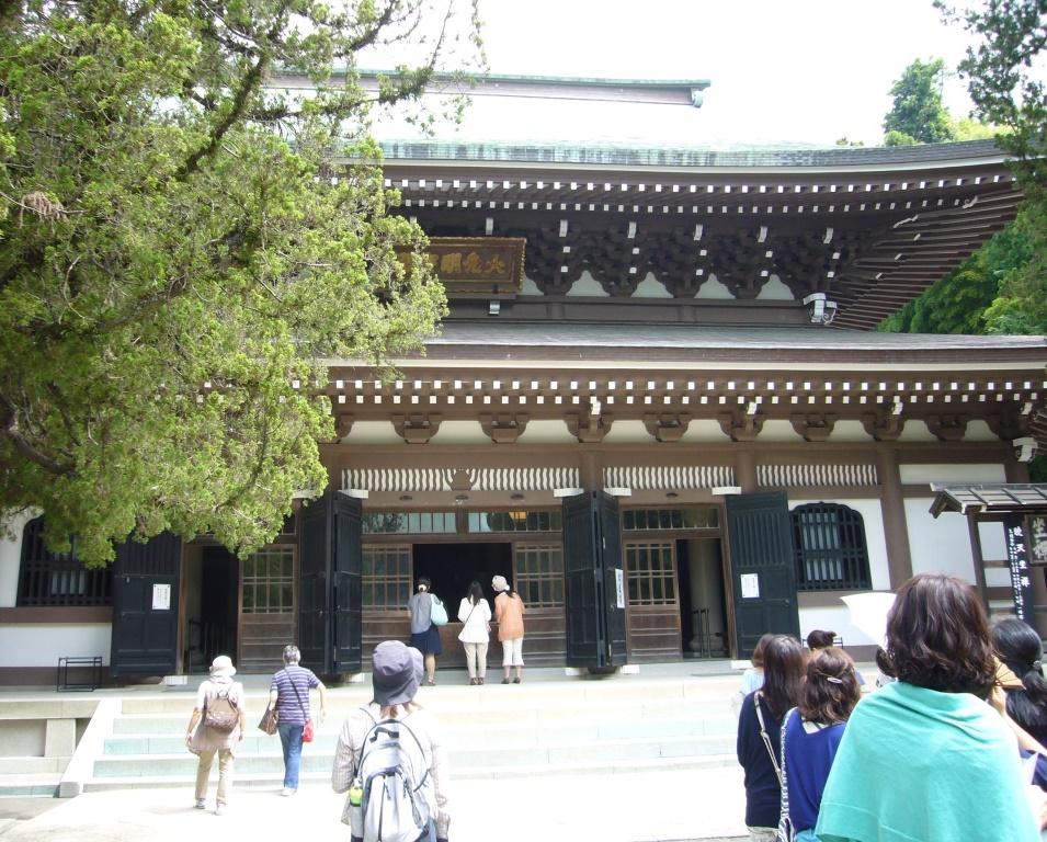 鎌倉(円覚寺)web