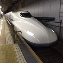 東海道新幹線(iphone撮影)サムネ