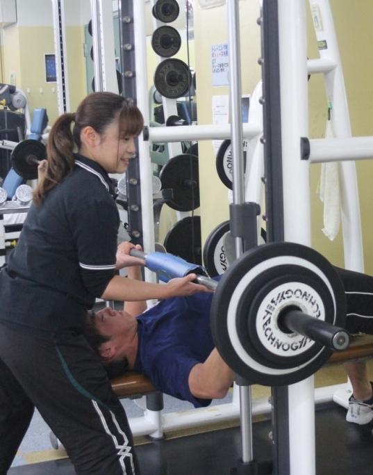 日吉塾生会館トレーニングルーム