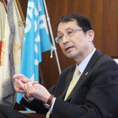 筑波大学学長