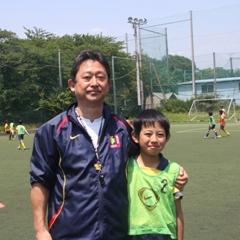 代表の西村さん(左)と奥君(右) サムネ
