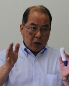 慶大のメディア・コミュニケーション研究所の講師も務める伊藤氏