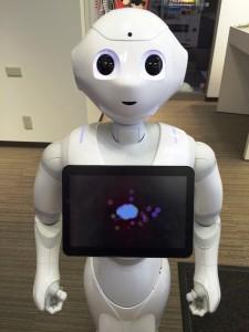 「ロボット記者」と言っても「Pepper」のような一般に想像される「ロボット」の形ではない