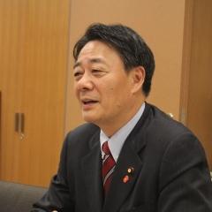 海江田万里氏
