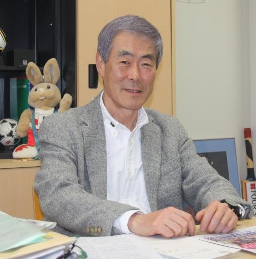 海老塚教授