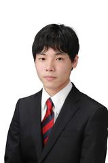 次長に当選した高井康介氏(法3)