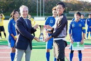 昨年度の優勝チームは慶應リコタイ