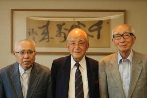 お話を伺った久富さん、川村さん、里見さん