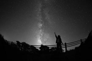 天文研究会所属の村澤昂樹さん(理3)撮影