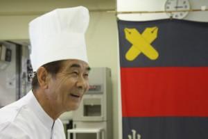 3代目山食社長の谷村さん(2009年取材当時)