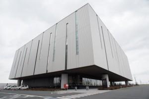 殿町タウンキャンパスが入居する建物