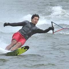 水上スキー部 体育会昇格後初の早慶戦