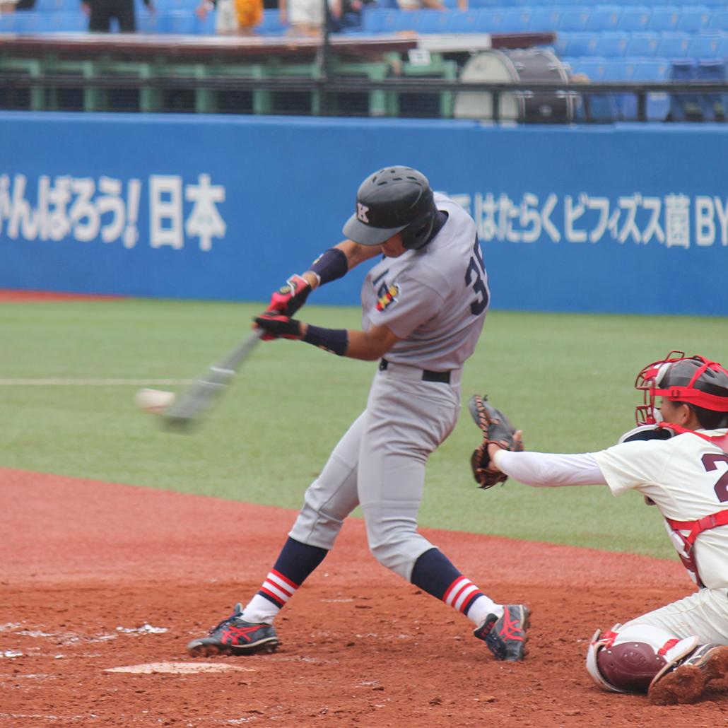 野球スライド