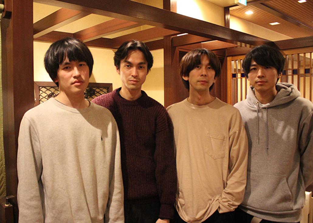 慶大卒ロックバンド ミツメ 懐かしくて新しい音楽