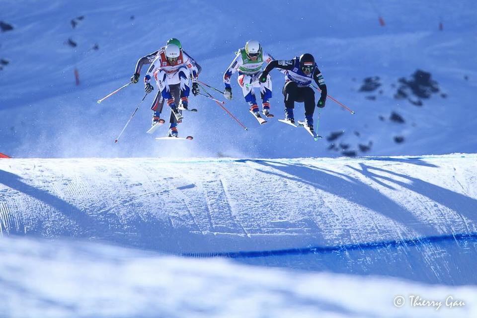 スキー部1