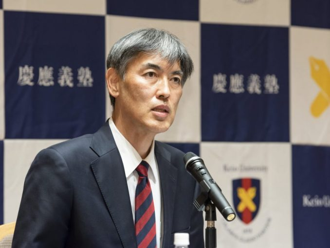 次期塾長 伊藤公平氏に 「一歩も二歩も世間の先を行く義塾と社会を造っていく」