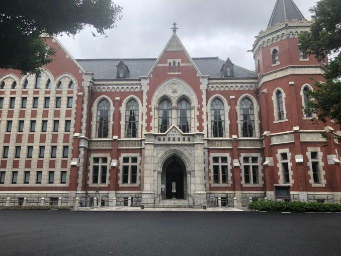 旧図書館の耐震・改修工事終了へ 後世に受け継がれる思い